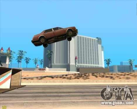 Springboard for GTA San Andreas second screenshot