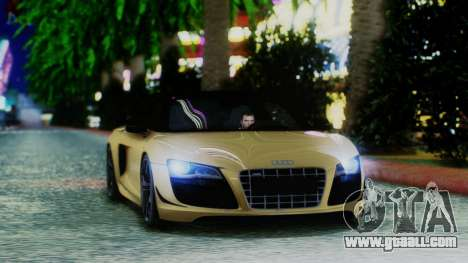 Sonic Unbelievable Shader v8 for GTA San Andreas forth screenshot