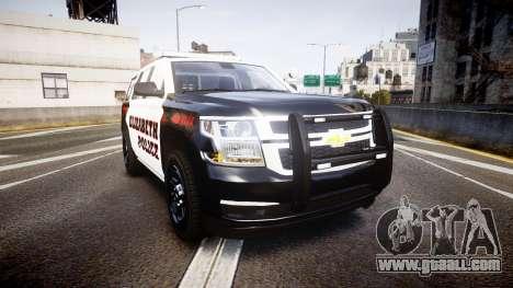 Chevrolet Tahoe 2015 Elizabeth Police [ELS] for GTA 4
