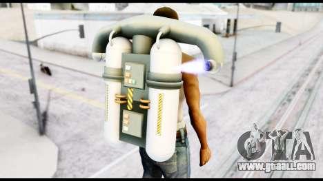 New SA Jetpack for GTA San Andreas third screenshot
