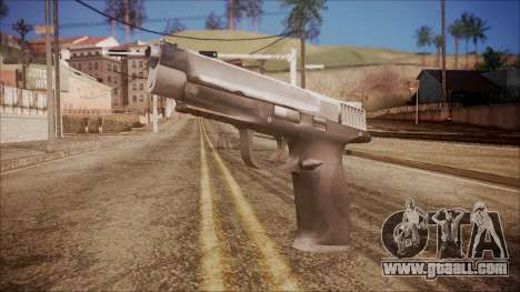 SW40p from Battlefield Hardline for GTA San Andreas