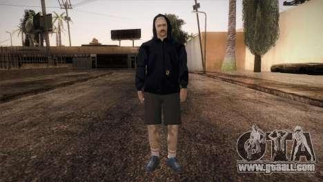 Mercenary mafia in the hood for GTA San Andreas second screenshot