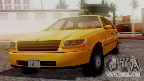 Washington Taxi for GTA San Andreas