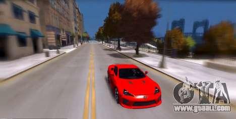 Lexus LF-A 2010 [EPM] for GTA 4