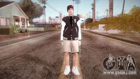 Jimmy Silverman for GTA San Andreas second screenshot