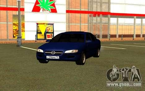 Opel Omega B for GTA San Andreas