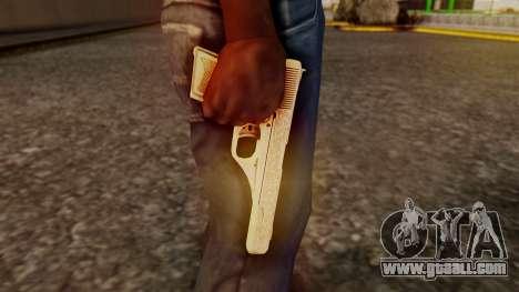 Vintage Pistol GTA 5 for GTA San Andreas third screenshot