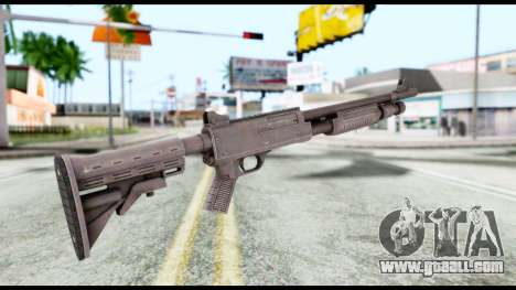 Combat Shotgun from Resident Evil 6 for GTA San Andreas second screenshot