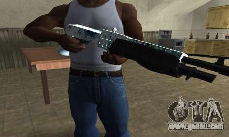 Like Combat Gun for GTA San Andreas