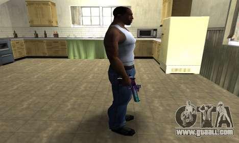 Space Deagle for GTA San Andreas third screenshot