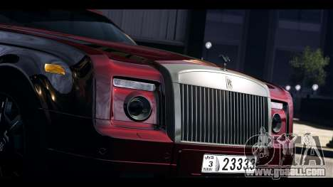 Rolls-Royce Phantom 2009 Coupe v1.0 for GTA 4 right view