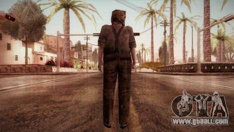 RE4 Dr. Salvador from Mercenaries for GTA San Andreas third screenshot