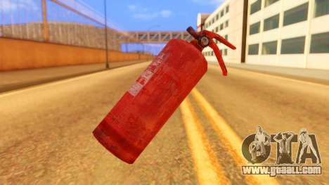 Atmosphere Fire Extinguisher for GTA San Andreas