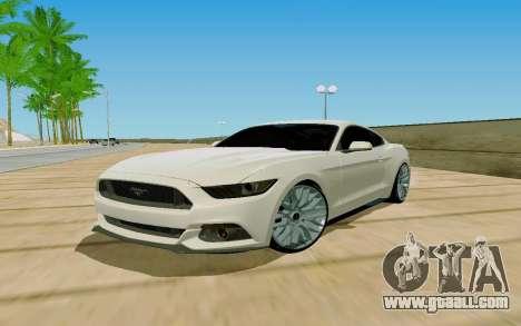 Novel ENB for GTA San Andreas second screenshot