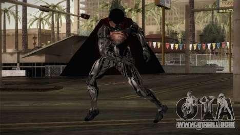 Superman Cyborg v1 for GTA San Andreas