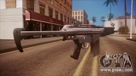 HK-51 from Battlefield Hardline for GTA San Andreas second screenshot