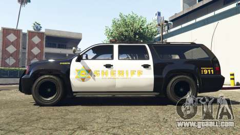 Los Angeles Police and Sheriff v3.6 for GTA 5
