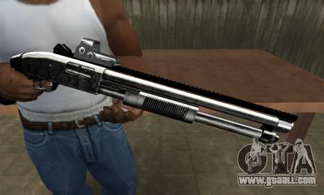Member Shotgun for GTA San Andreas