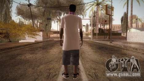 East Side Ballas Member for GTA San Andreas third screenshot