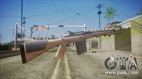 M14 from Black Ops for GTA San Andreas second screenshot