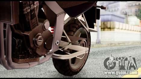 Ducati FCR-900 v4 for GTA San Andreas right view