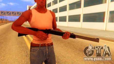 Atmosphere Rifle for GTA San Andreas third screenshot