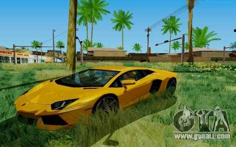 Novel ENB for GTA San Andreas forth screenshot