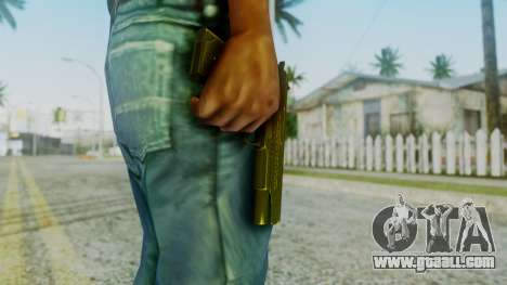 M1911 Pistol for GTA San Andreas third screenshot