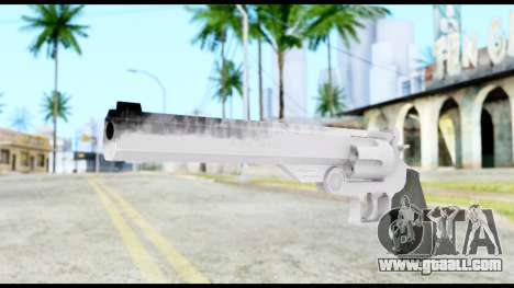 Desert Eagle from Resident Evil 6 for GTA San Andreas