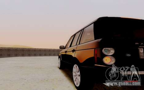 ENB Series Ultra Graphics for Low PC v3 for GTA San Andreas third screenshot