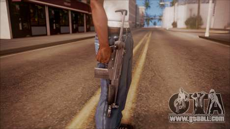 HK-51 from Battlefield Hardline for GTA San Andreas third screenshot