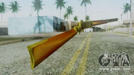 Rifle from Silent Hill Downpour for GTA San Andreas second screenshot