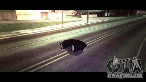 Skin tracer Alite FAME Store for GTA San Andreas third screenshot