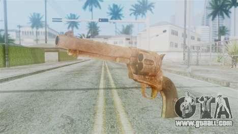 Red Dead Redemption Revolver Diego Nueva for GTA San Andreas