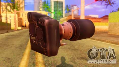 Atmosphere Camera for GTA San Andreas second screenshot