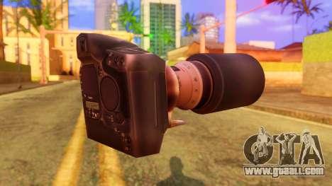 Atmosphere Camera for GTA San Andreas second screenshot