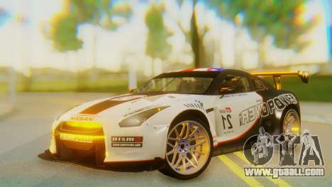Nissan GT-R GT1 Sumo Tuning for GTA San Andreas