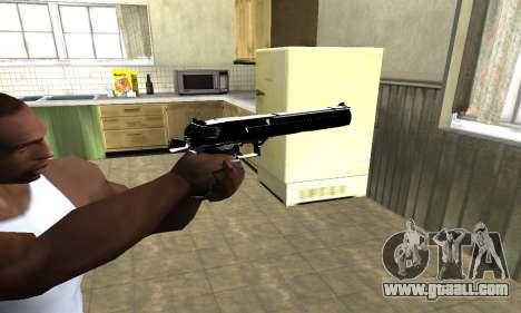 Death Red Deagle for GTA San Andreas third screenshot