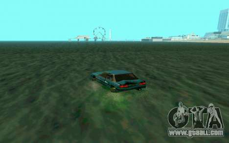 Cars Water for GTA San Andreas forth screenshot