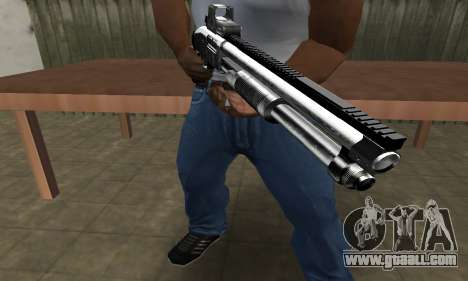 Member Shotgun for GTA San Andreas third screenshot