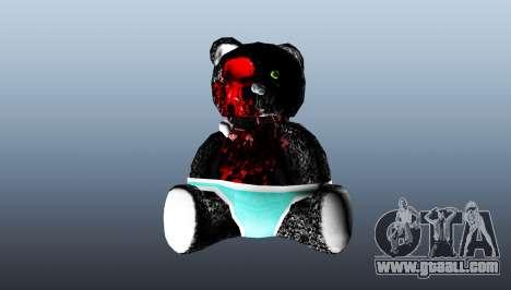 Teddy bear for GTA 5