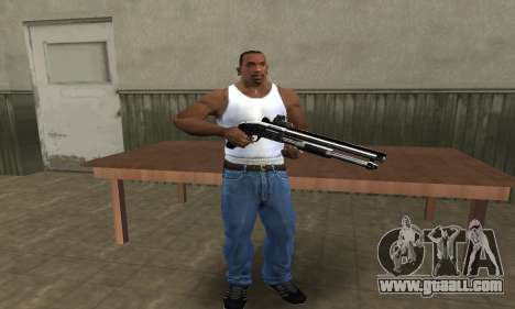 Member Shotgun for GTA San Andreas second screenshot