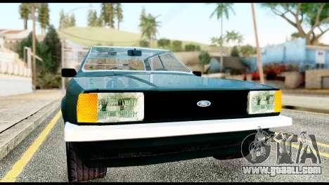 Ford Taunus 2.3 for GTA San Andreas