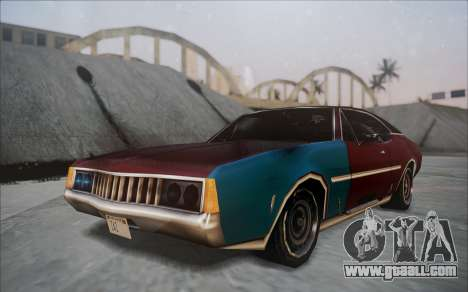 BTTF1-Clover for GTA San Andreas