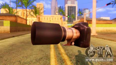 Atmosphere Camera for GTA San Andreas