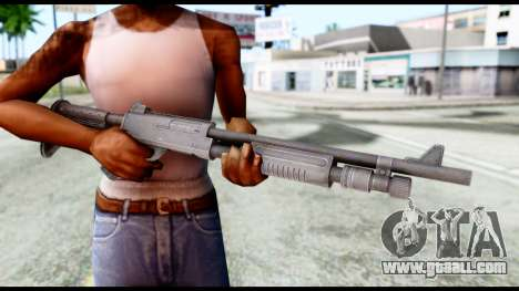 Combat Shotgun from Resident Evil 6 for GTA San Andreas third screenshot