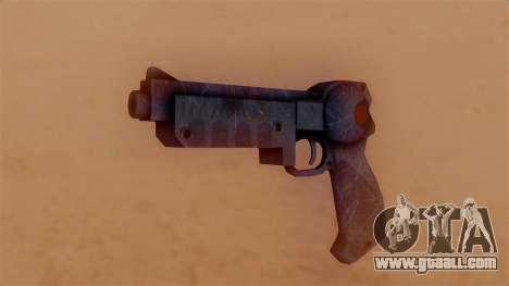 Laser Pistol for GTA San Andreas