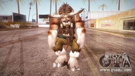 The Tauren for GTA San Andreas second screenshot