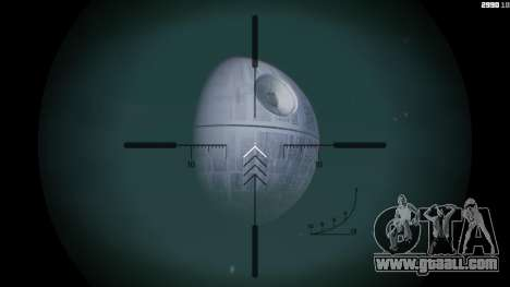 DeathStar Moon v3 Complete Deathstar for GTA 5
