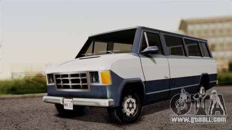 El Passa Van for GTA San Andreas
